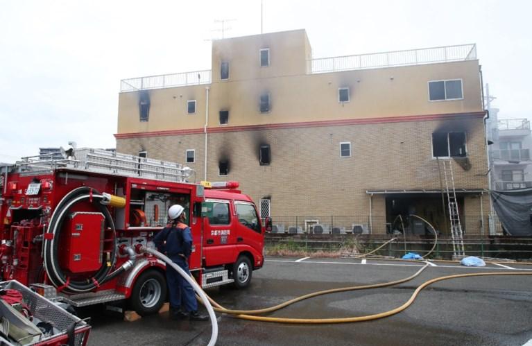 Dode en bijna veertig gewonden bij brand in Japanse animatiestudio