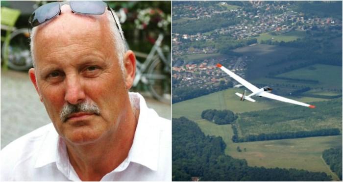 """Essenaar (64) overlijdt bij crash met zweefvliegtuig: """"Hij nam nooit risico's"""""""