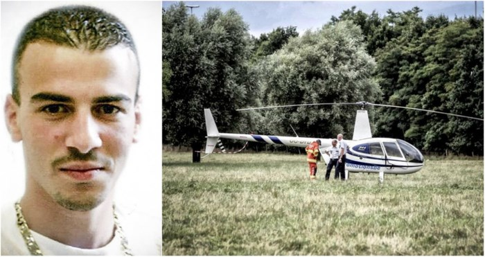 """Ashraf Sekkaki komt bijna vrij in Marokko: """"Als je zo'n ontsnapping met een helikopter bestelt, ben je een genie"""""""