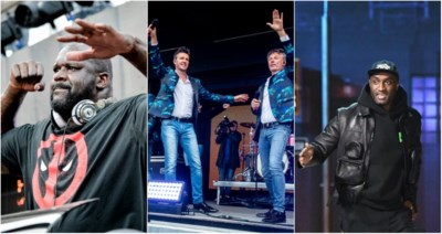 7 tips voor de openingsdag van Tomorrowland: Schlagerzangers, ex-basketter en modegoeroe
