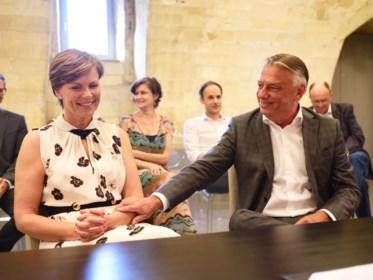 Patrick Dewael en Greet Op de Beeck in het geheim getrouwd: hoe het allemaal begon