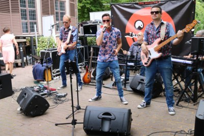 The Smartie's delen nieuwe plaat gratis uit tijdens 'Walburgies'