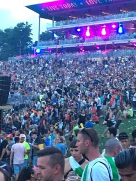 27-jarige man overleden, 30 festivalgangers Tomorrowland afgevoerd naar ziekenhuis