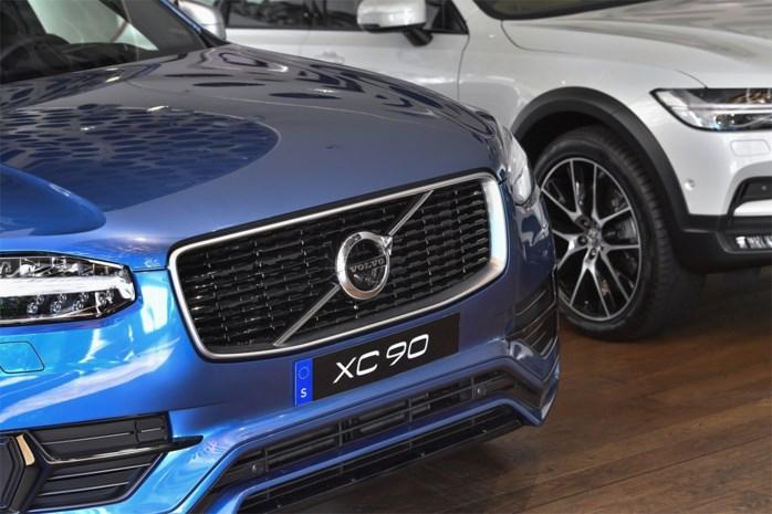 Volvo roept half miljoen auto's terug om brandgevaar: 40.000 wagens in België