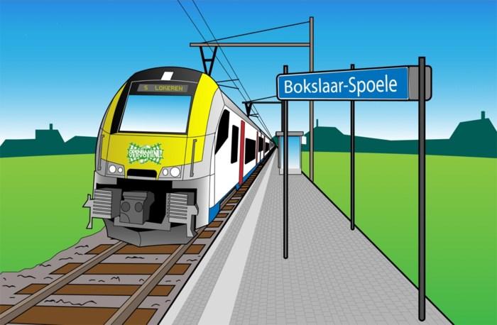 Politieke partijen steunen voorstel voor extra treinhalte