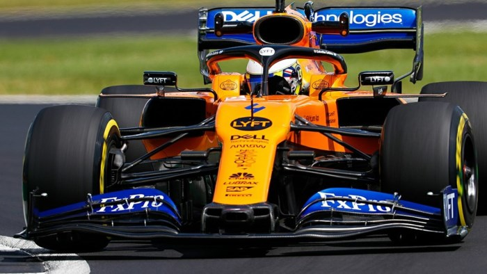 """Lewis Hamilton: """"Heropleving van McLaren is fantastisch"""""""