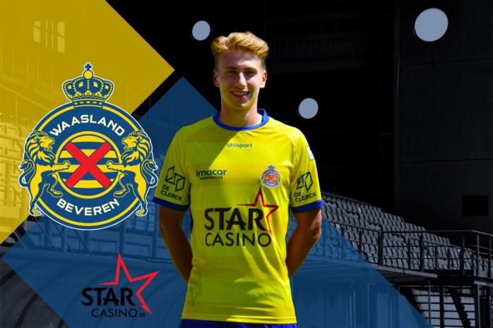Op minder dan week voor start van competitie stelt Waasland-Beveren zijn shirtsponsor voor