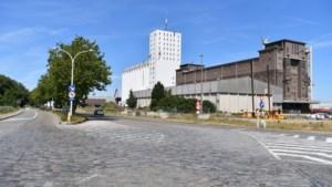 Samga-gebouwen aan Noordkasteel gaan plat: enkel oude silo uit 1885 blijft behouden