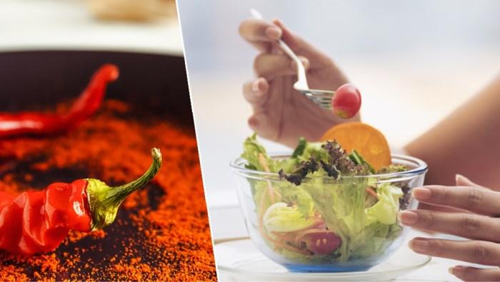 Geen frieten en van pikant koel je beter af: wat je het best eet tijdens een hittegolf
