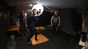 Vlaamse metalfotograaf portretteert muzikanten in de stijl van oude schilders