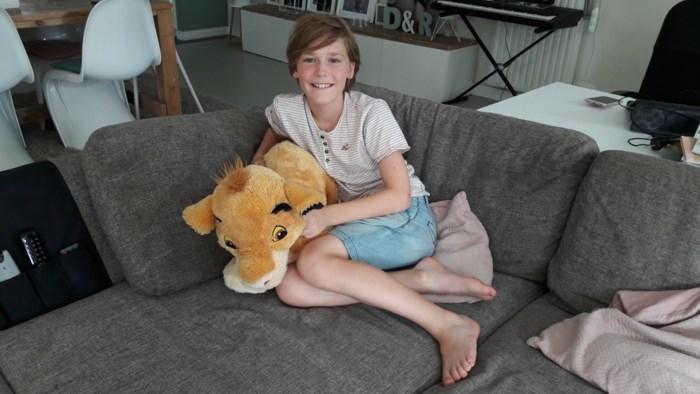 Van Dolfje weerwolfje tot Simba de leeuw: Dries (11) verleent stem aan Vlaamse 'The Lion King'