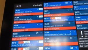 Extreme hitte laat zich voelen op het spoor, Thalys zelfs gestopt met tickets te verkopen