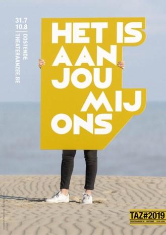 Dit zijn de Antwerpse haltes in elfdaagse theatermarathon aan de kust