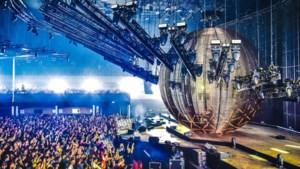 Indoor stage wordt openluchtpodium om veiligheidsredenen