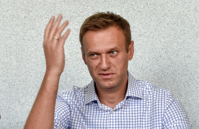 """Dokter van zieke, Russische oppositieleider: """"Hij werd waarschijnlijk vergiftigd"""""""