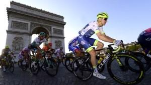 Belgische renner rijdt Tour uit en vraagt vriendin ten huwelijk in Parijs