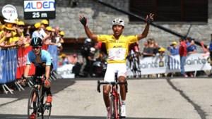 """Bjorg Lambrecht was bij beloften grootste rivaal van Tourwinnaar Bernal: """"Ik wist meteen: die wint ooit de Tour"""""""