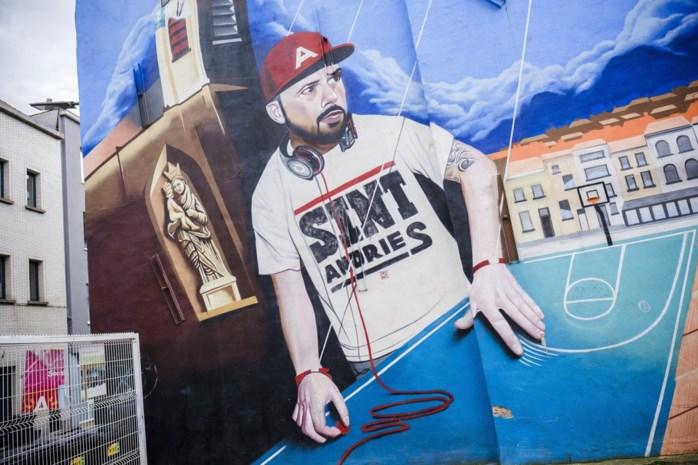Hartje Antwerpen is één groot streetart museum