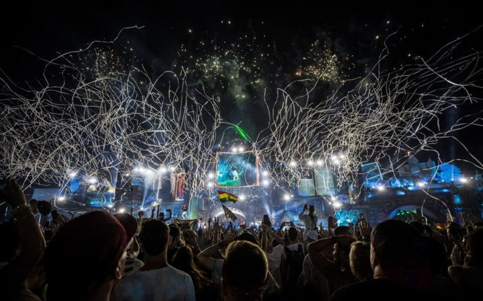 In totaal 61 dealers en 460 druggebruikers betrapt tijdens twee weekends Tomorrowland