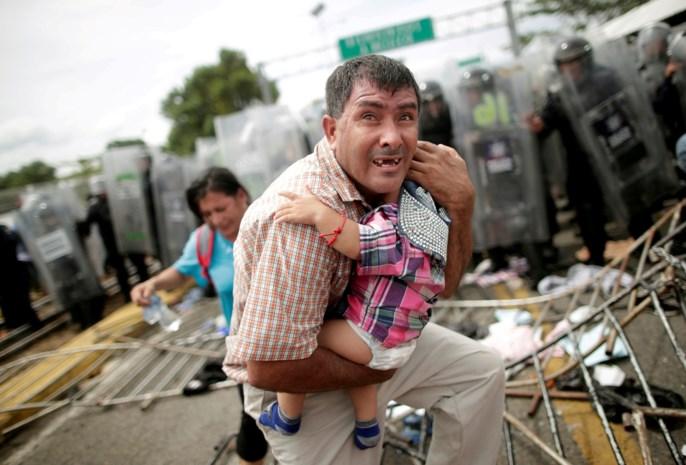 900 migrantenkinderen gescheiden van ouders in VS