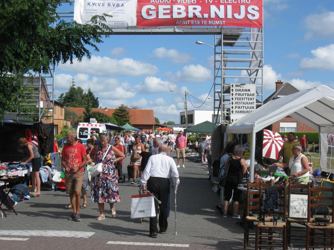 Voor 59ste maal feesten op de Vosberg - Gazet van Antwerpen