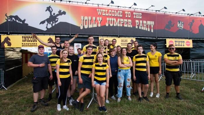 20ste Jolly Jumper Party stevent af op recordeditie