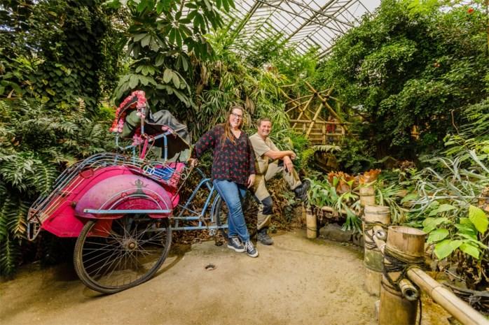 Conciërges Marleen en Rob wonen in Zoo Planckendael: wakker worden met het gebrul van een leeuw