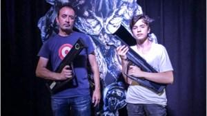 GETEST. Een bloedbad in virtual reality met Viggo (13)