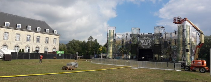 Eerste editie Blacklight Festival mikt op 3.500 bezoekers