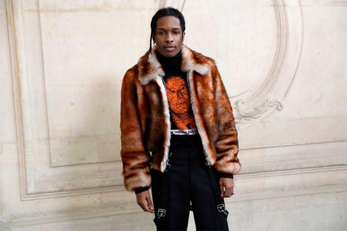 Amerikaanse rapper A$AP Rocky verlaat Zweden