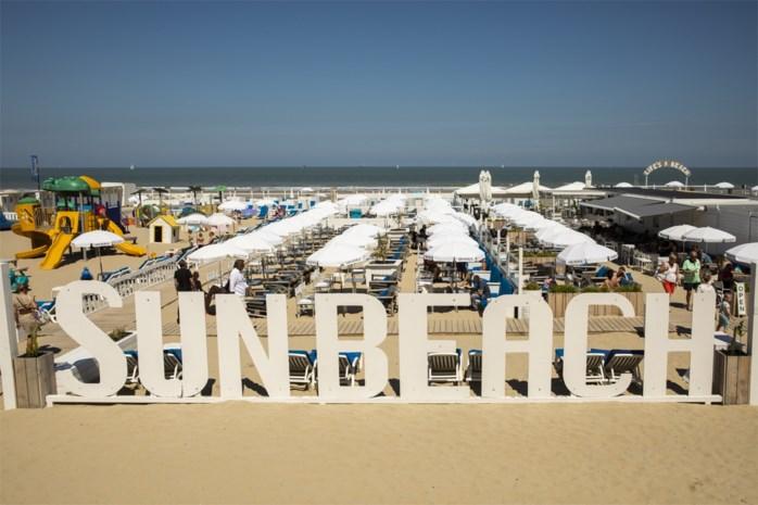 De Grote Zomerbartest. Sun Beach in Blankenberge: Life's a beach