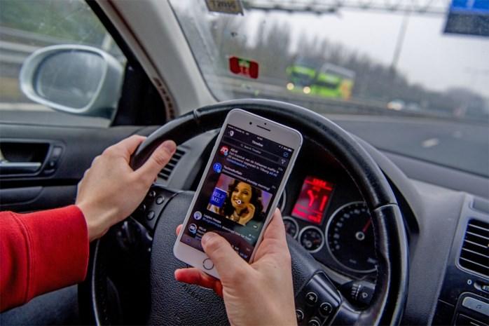 'Automodus': steeds meer Belgen bereid om gsm in auto minder te gebruiken