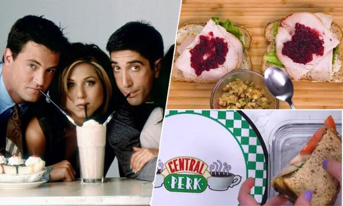 Zo maak je de iconische sandwich van Ross uit 'Friends'
