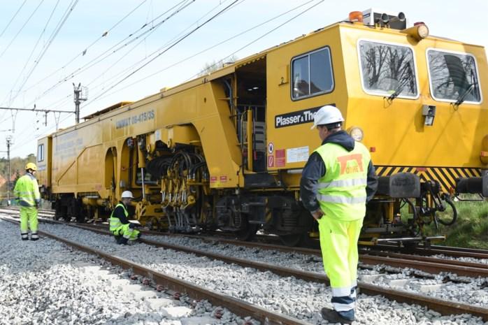 Vakbond ongerust over controles op spoorwegarbeiders via camera's en drones