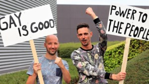 Theater M loopt op kop van Antwerp Pride: acteurs spelen beroemde Stonewall-opstand na tijdens parade