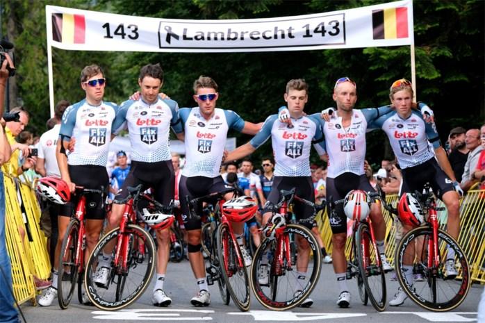 """Renners Lotto-Soudal gaan na drama van Bjorg Lambrecht toch van start in Ronde van Polen: """"Zou me niet goed voelen als ik nu gewoon stop"""""""