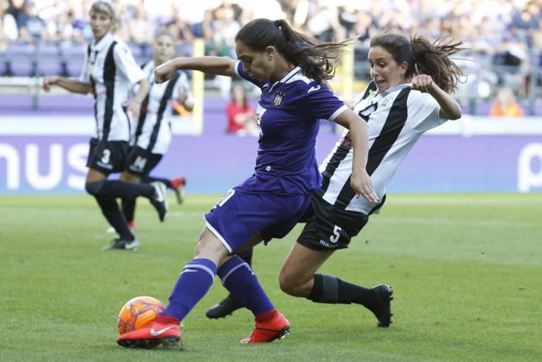 Anderlecht-vrouwen nemen vliegende start in voorrondes Champions League
