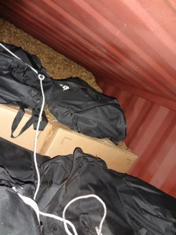 Nog maar eens anderhalve ton cocaïne voor Antwerpen onderschept in Hamburg