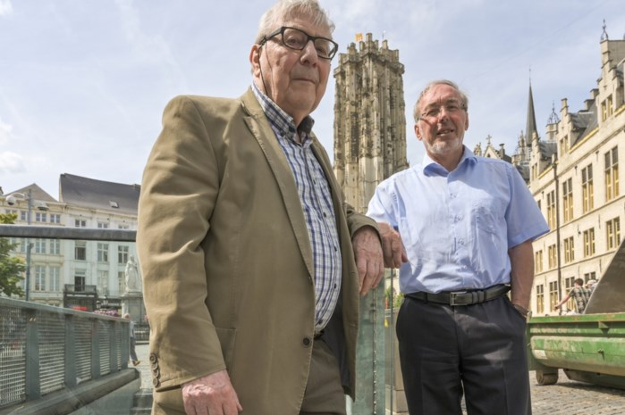 """Mechelen viert 500 jaar Sint-Romboutstoren tweede keer: """"In 1952 deden wij dat ook al"""""""