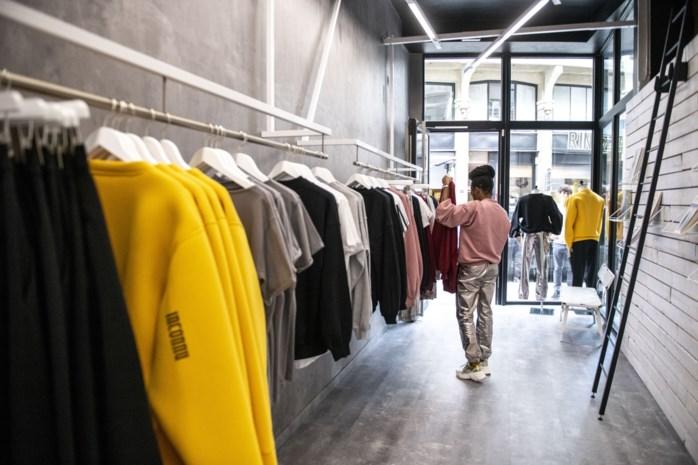 Nieuwe boetiek in Kammenstraat: kledij voor wie van exclusiviteit houdt