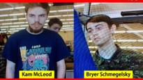 Canadese tienerjongens verdacht van drie moorden dood teruggevonden
