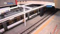 Werken premetrostation Opera in finale fase: weinig hoeken en ronde palen om wildplassen tegen te gaan
