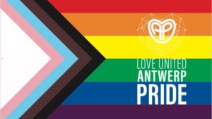 Antwerp Pride creëert nieuwe vlag