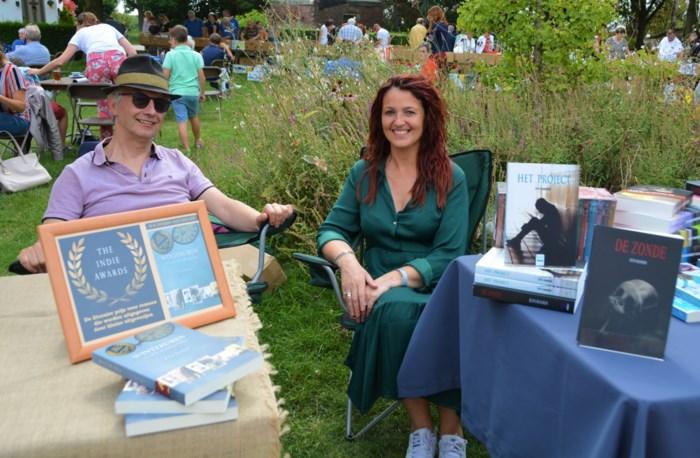 Steeds meer beginnende auteurs promoten werk op Lillo Boekendorp
