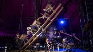 Primeur op de Zomer van Antwerpen: circus voor Blinden en Slechtzienden