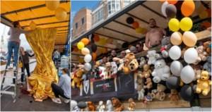 Van gouden troon tot pluchen beertjes: onze reporter volgde de Antwerp Pride Parade