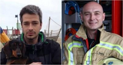 """""""Benni en Chris waren goedlachse, gedreven brandweermannen"""""""