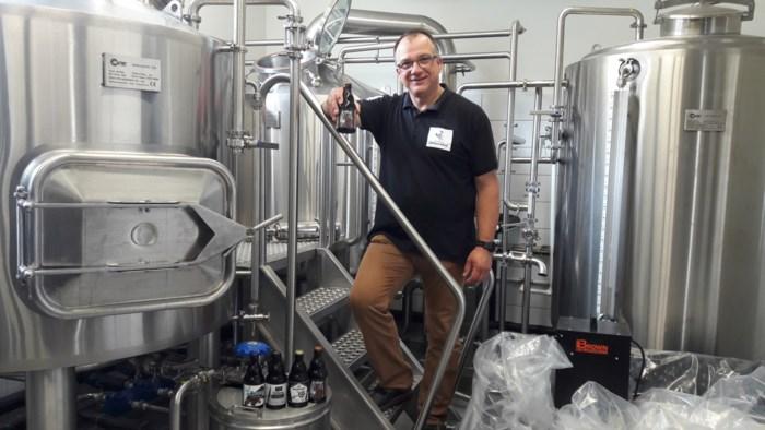 Brouwerij Ganzenhof presenteert biertje 'Arthur'