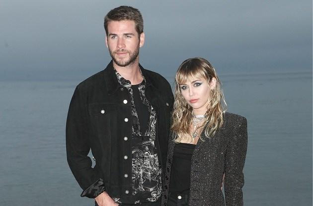 Liam Hemsworth reageert voor het eerst op de breuk met Miley Cyrus