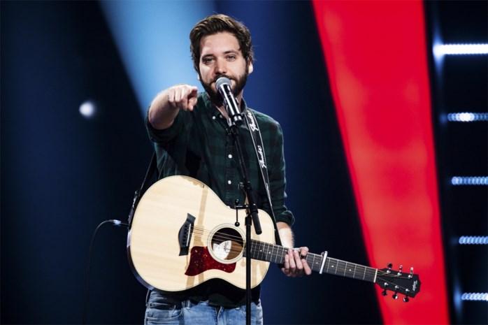 """'The Voice'-kandidaat Christophe verrast met dancesingle: """"Er staat al een volgende single in de steigers"""""""